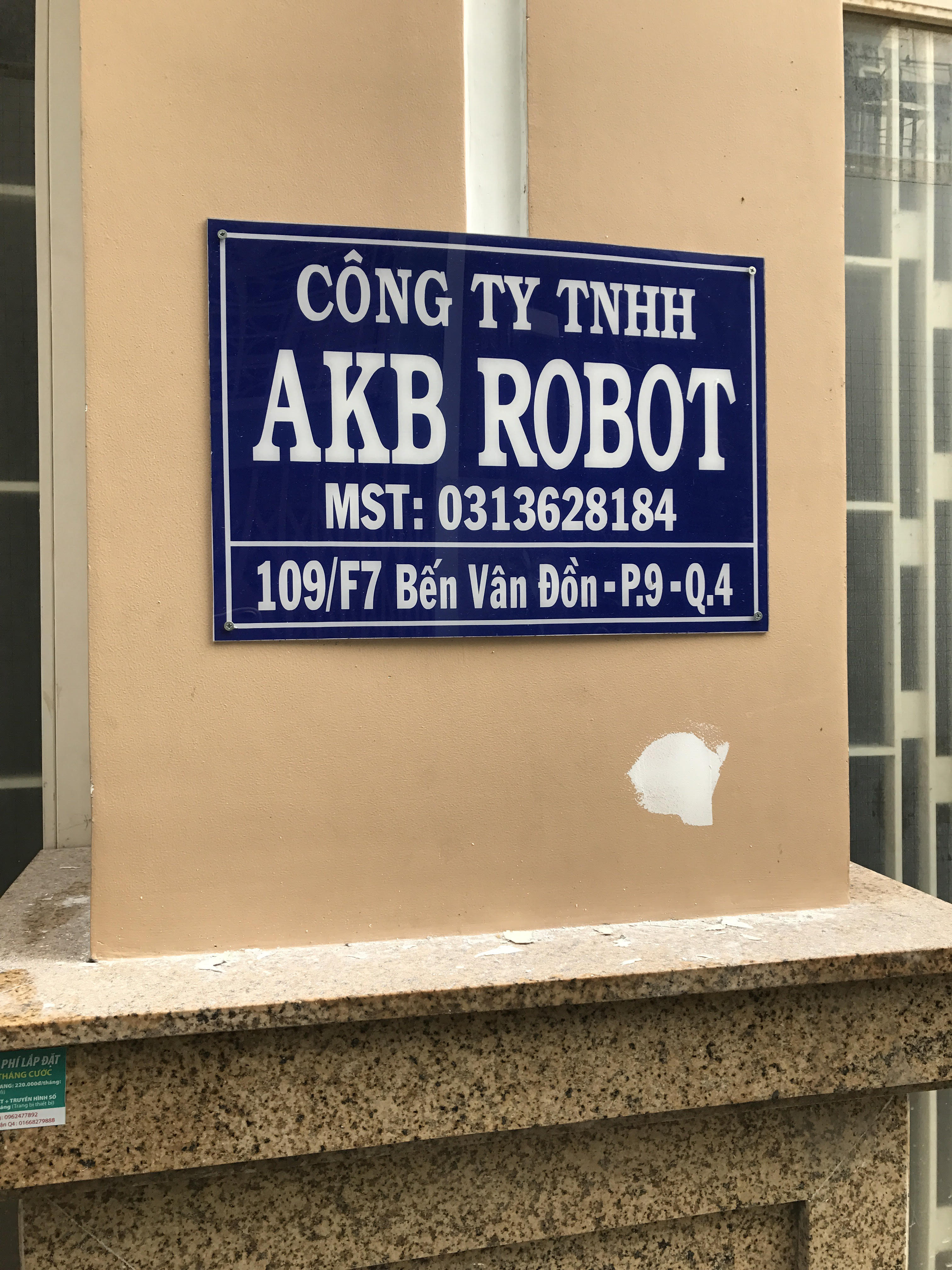 cong ty akb robot
