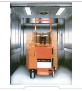 Thang máy tải hàng FL 04
