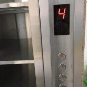 thang máy tải thực phẩm