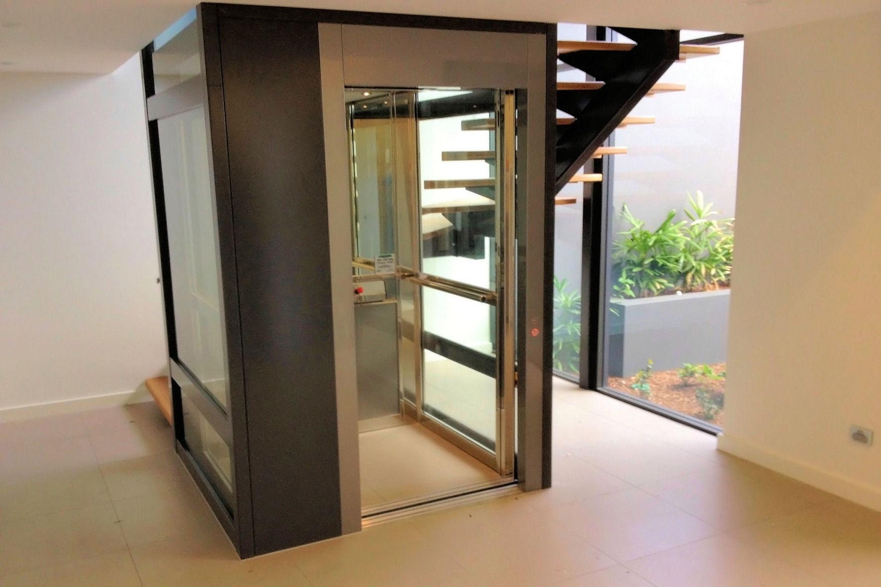 Lắp đặt thang máy gia đình tại quận 1